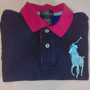 Polo Rugby shirt (boys)